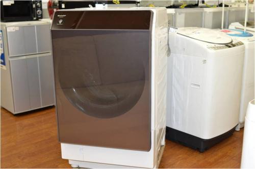 ドラム式洗濯機の買取