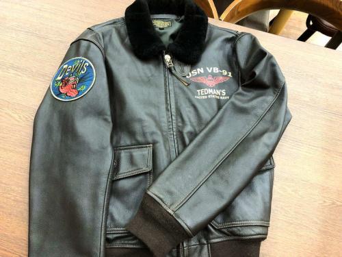 G-1ジャケットの千葉