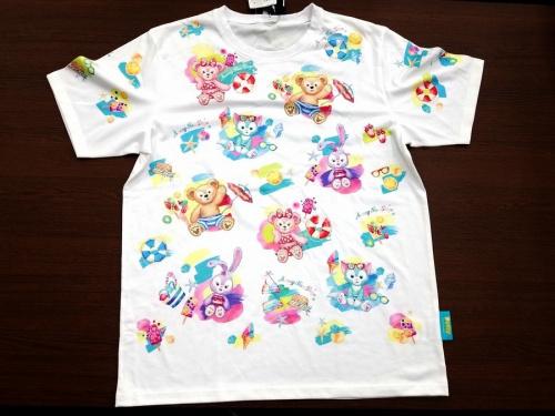 TシャツのDuffy(ダッフィー)