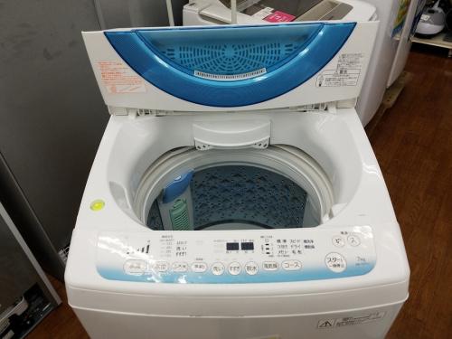 全自動洗濯機のTOSHIBA(東芝)
