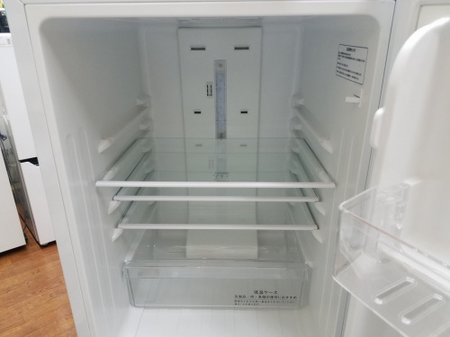 2ドア冷蔵庫のノジマ