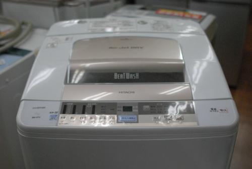 洗濯機のHITACHI(ヒタチ)