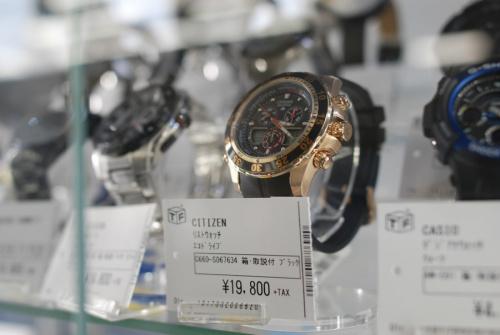 CITIZENの腕時計