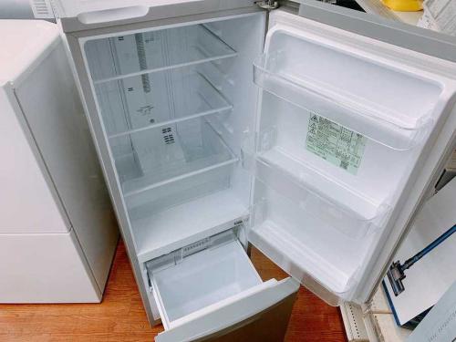 2ドア冷蔵庫の千葉