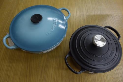 家事家電の両手鍋