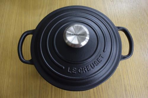 両手鍋のLe Creuset(ルクルーゼ)
