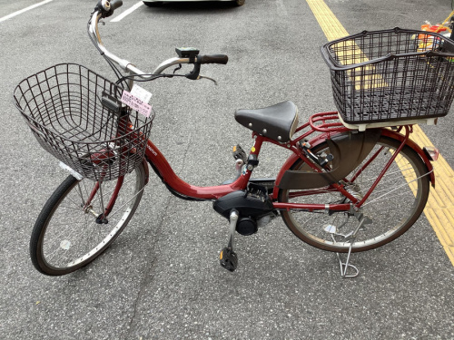 YAMAHA(ヤマハ)の電動自転車