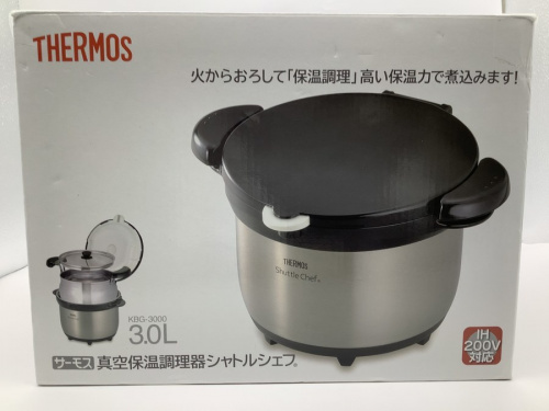 THERMOS(サーモス)の調理家電