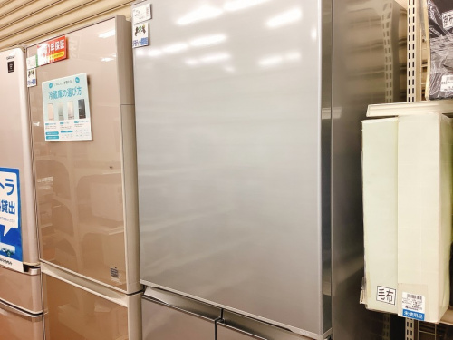 エアコンの冷蔵庫
