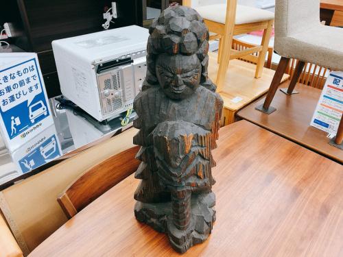 円空(エンクウ)の仏像