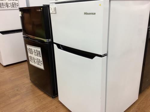 Hisense(ハイセンス)の冷蔵庫