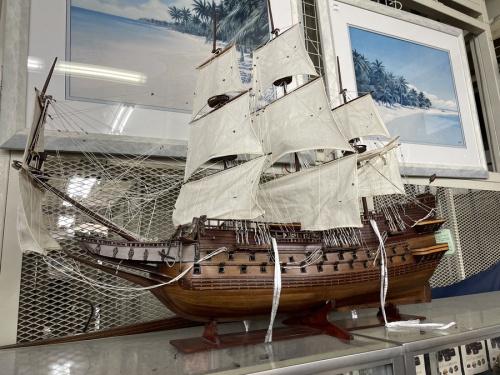 帆船のWASA 1628