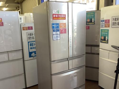 HITACHI(日立)の大型冷蔵庫