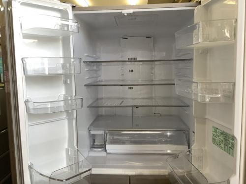 大型冷蔵庫の生活家電
