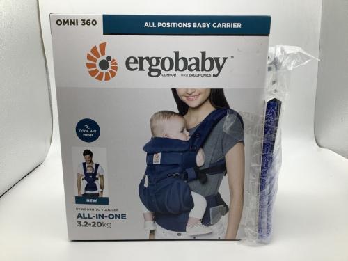 ERGObaby(エルゴベビー)の抱っこ紐