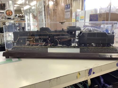 鉄道模型の模型
