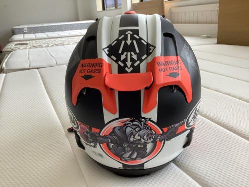 ヘルメットのバイク用ヘルメット