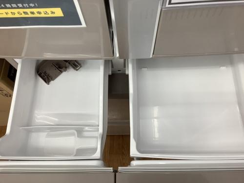 6ドア冷蔵庫の千葉