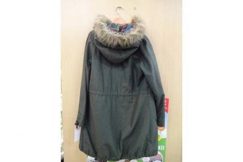 モッズコートの草加衣類