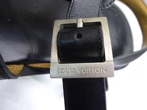サンダルのLOUIS VUITTON