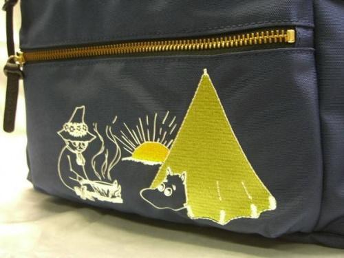 ムーミンのバッグ