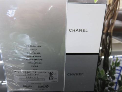 香水のシャネル