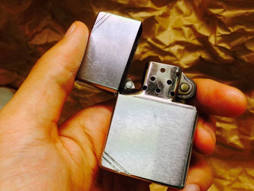 ZIPPOのライター