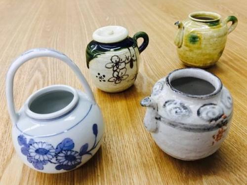 雑貨の茶道