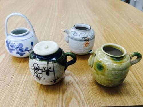 茶道の茶器