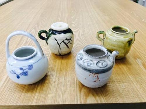 茶器の茶入