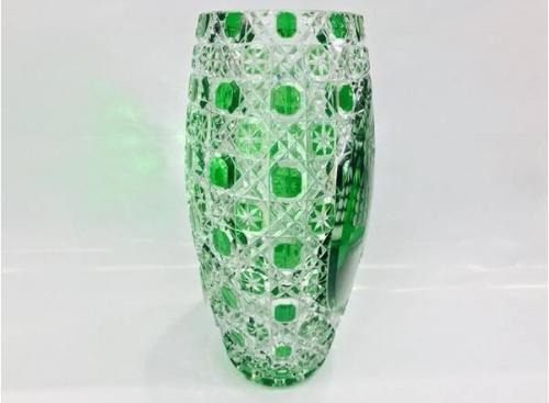 マイセンの花瓶