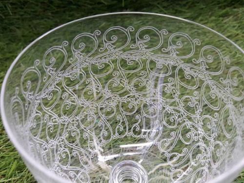 ワイングラスの洋食器