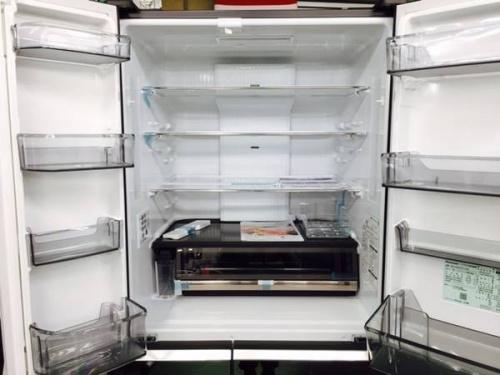Panasonicの6ドア冷蔵庫