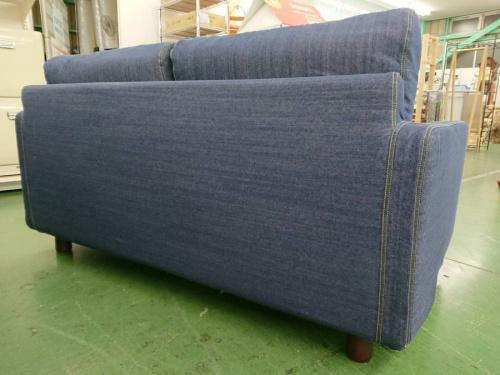 ソファーの2シーター