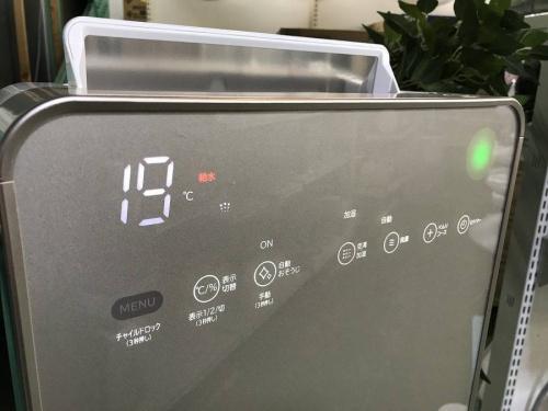 生活家電・家事家電の加湿空気清浄機