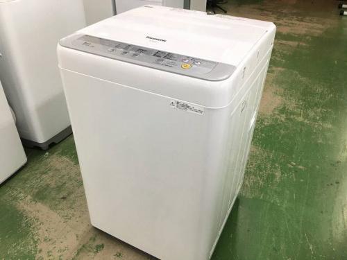 洗濯機のソファ