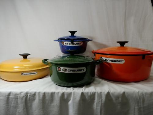 鍋 買取のホーロー リサイクル