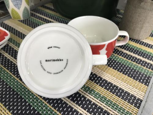マリメッコのカップ