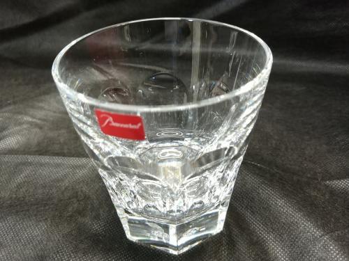 グラス 未使用のバカラ 買取