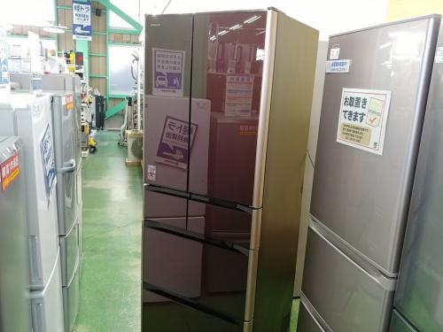 中古家電の冷蔵庫 買取