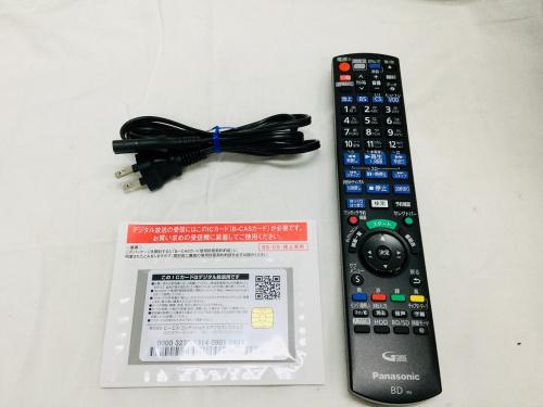 PanasonicのDMR-BRW1000