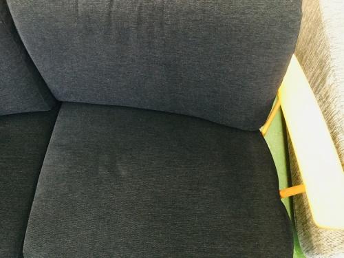 3人掛けソファーの柏木工