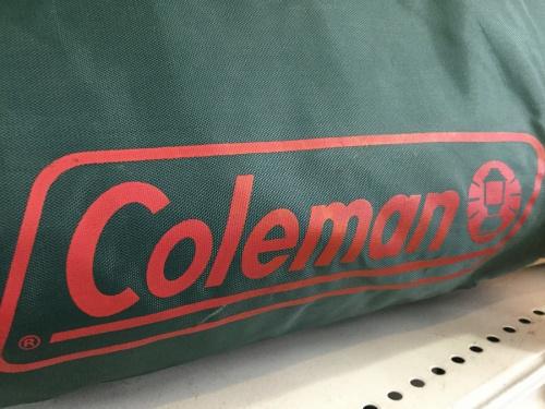 アウトドア用品のColeman