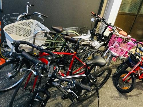 自転車のLOUIS GARNEAU