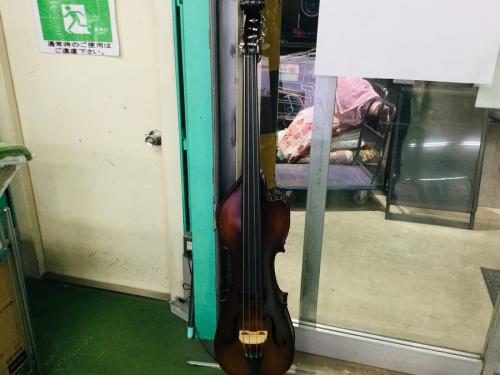 ギターのヴァイオリン