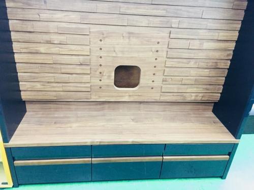 シギヤマ家具のブラウン