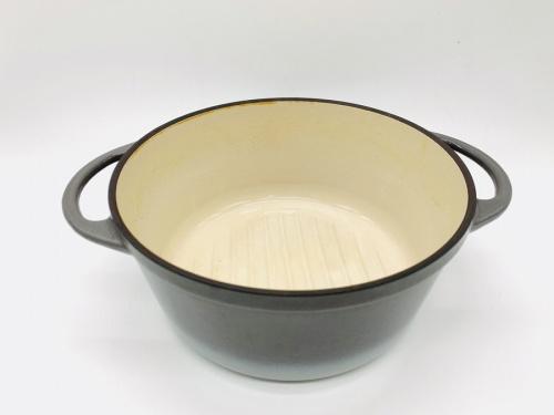 無水ホーロー鍋のVERMICULAR
