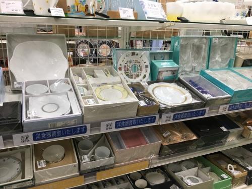 洋食器 埼玉の洋食器 草加 リサイクル