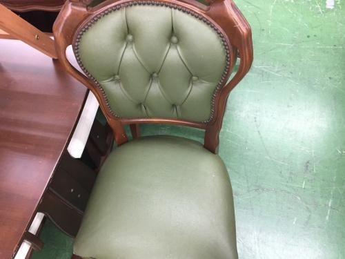 ブラウン×グリーンの中古家具