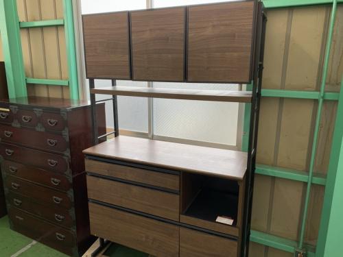 シギヤマ家具のキッチンカウンター